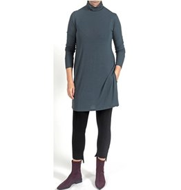 Ayrtight Crepe Turtleneck