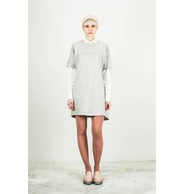 Bodybag Euston Short Sleeve Wool Dress