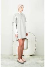 Bodybag Euston Short Sleeve Wool Dress