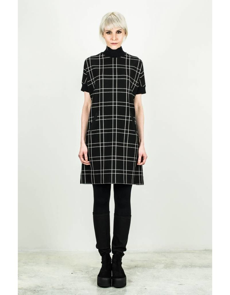 Bodybag Angel Shift Plaid Dress