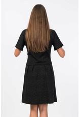 Skunk Funk Hiazinta Pleated Dress