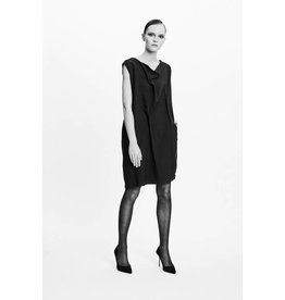 Studio Di Perla Sleeveless Shift Dress