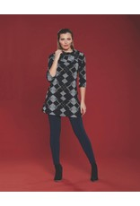 Luc Fontaine Flash Tunic Top