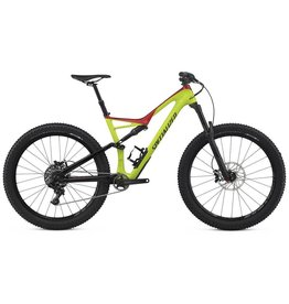 Specialized Vélo de montagne StumpJumper FSR Comp Carbon 29/6fattie Medium 2017