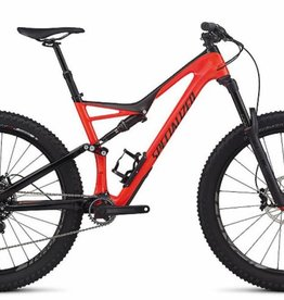 Specialized Vélo de montagne StumpJumper FSR Expert Carbon 6fattie 2017 Demo
