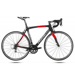 Pinarello Vélo Pinarello Razha K Ultegra Noir/Rouge 52cm 2015