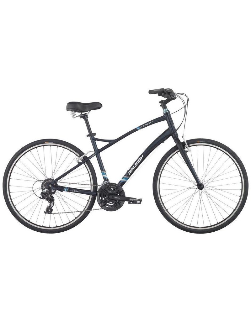 Raleigh Détour 4.5 Bleu 19po Fitness Bike