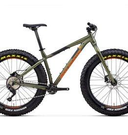 Rocky Mountain Vélo Fatbike Blizzard 30 2018