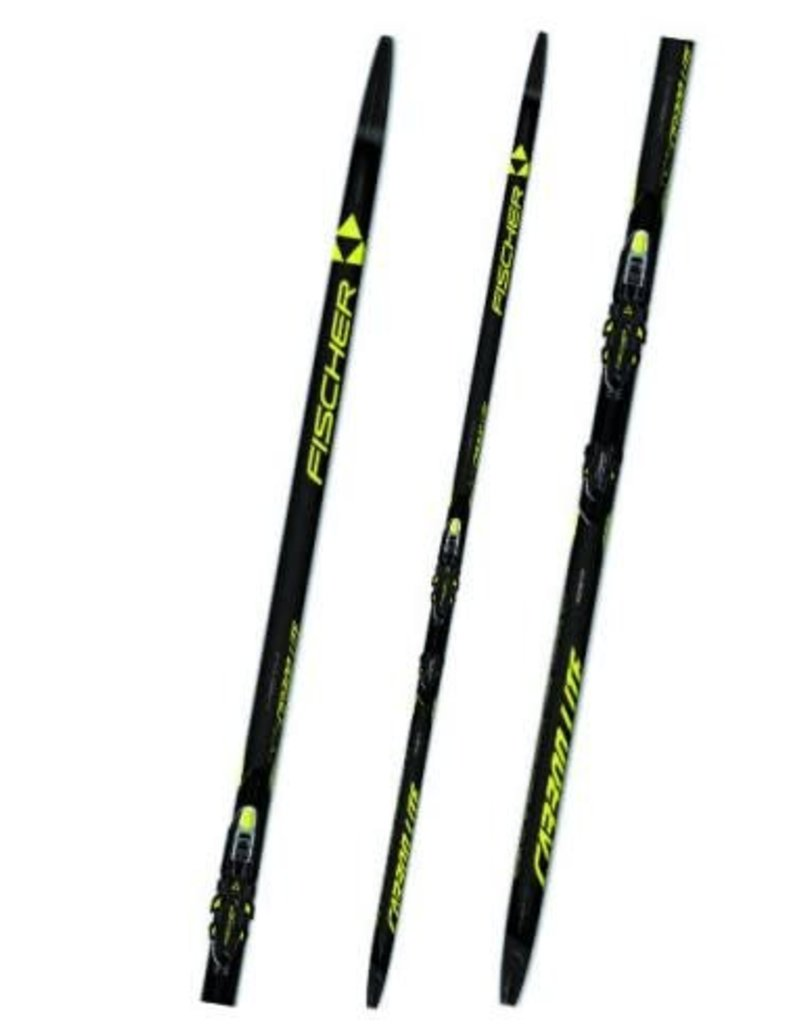 Fischer Skis Classic Carbonlite Cold NIS 2017