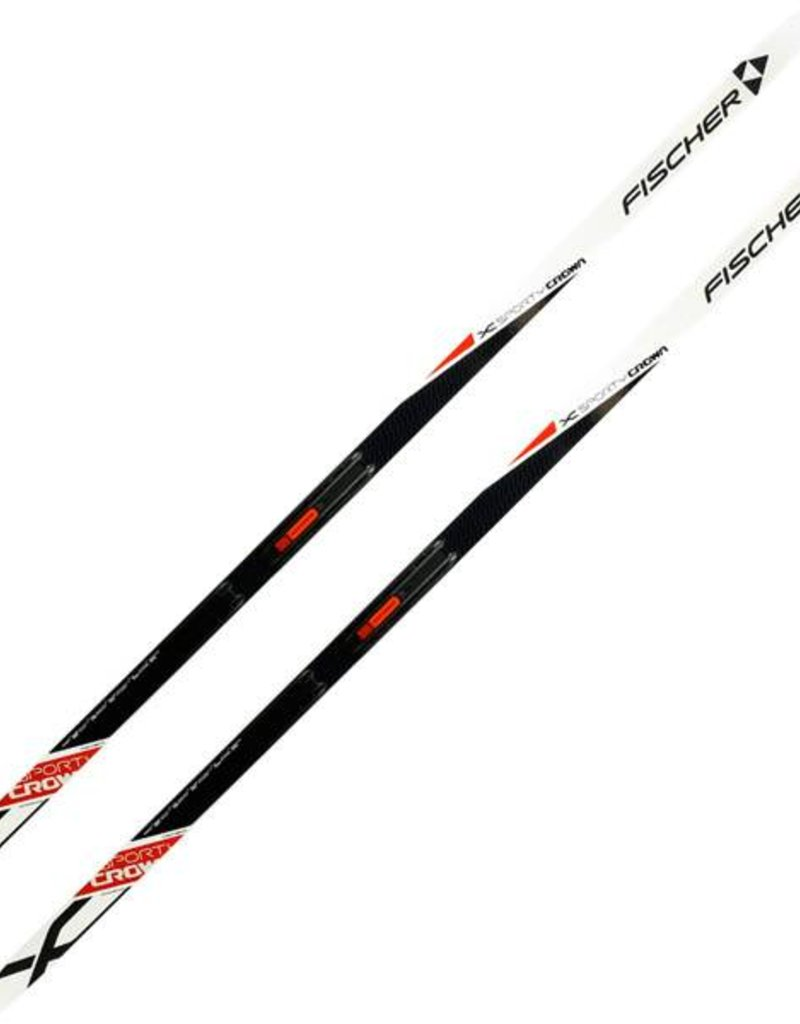 Fischer Skis Classic Sporty Crown IFP 2018