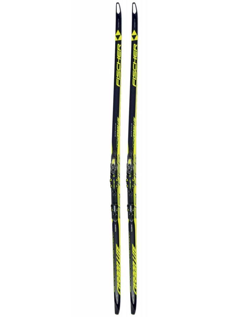 Fischer Skis Patins Carbonlite H-Plus NIS 2017
