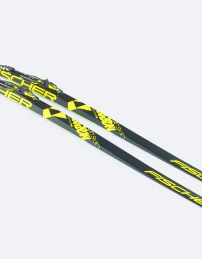 Fischer Skis Classic Twin Skin Carbon IFP 2018