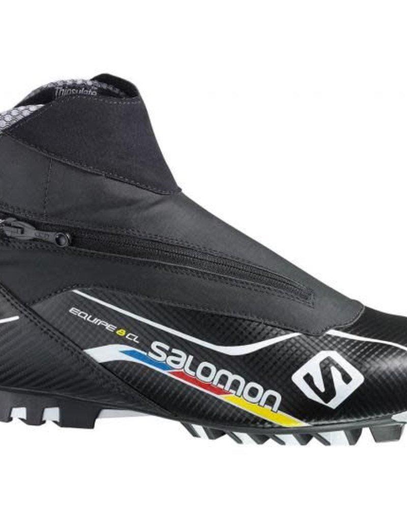 Salomon Classic Boots Equipe 8 Pilot 2016