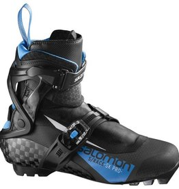 Salomon Bottes Patins S/Race Skate Pro Pilot 2018