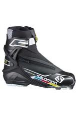 Salomon Equipe 8 Skate Pilot Boots 2016