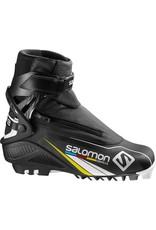 Salomon Equipe 8 Skate Pilot Boots 2018