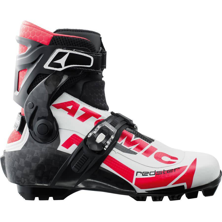 Atomic Redster Worldcup Skate Pilot Boots 2017 Demers