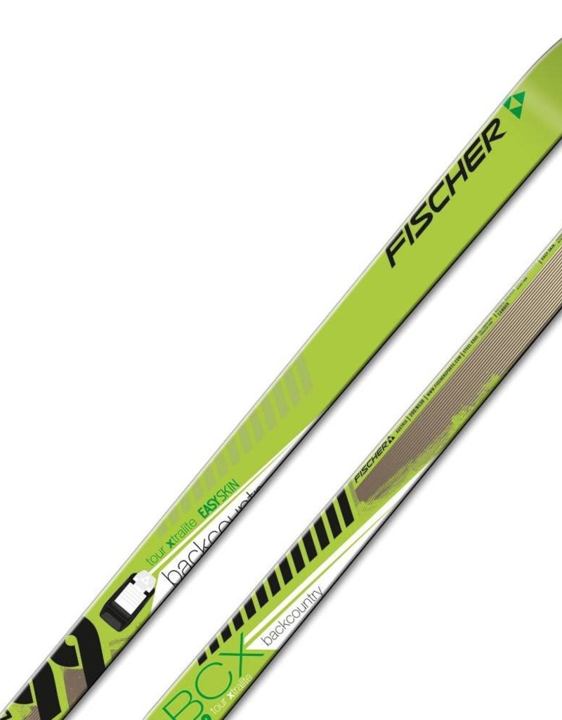 Fischer E99 Easy Skin Tour Xtralite Backcountry Skis