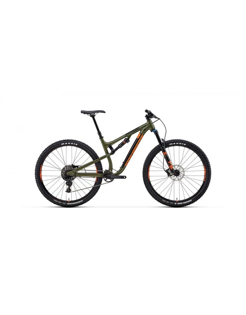 Rocky Mountain Instinct A50 2018 Mountain Bike