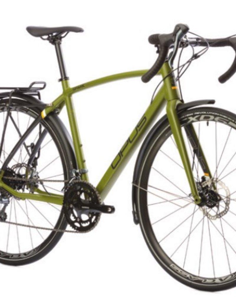Opus Spark 4 Adventure Edition 2017 Touring Bike
