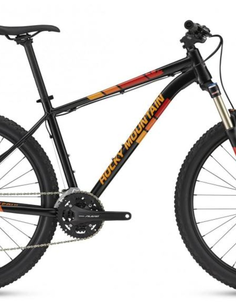 Rocky Mountain Soul 730 2017 Mountain Bike