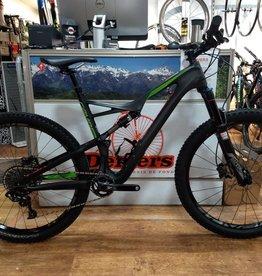 Specialized Vélo de montagne Camber FSR Comp Carbon 650b Large 2016 DEMO