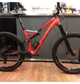 StumpJumper FSR Expert Carbone 6fattie 2017 Demo Large Mountain Bike