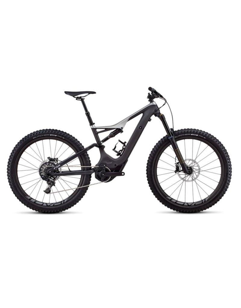 Specialized Vélo de montagne électrique Turbo Levo FSR Expert Medium Noir/Argent 2018