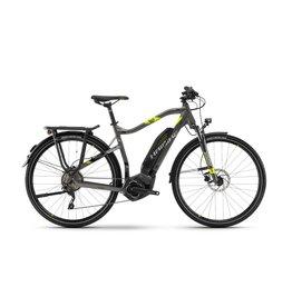 Haibike Vélo de montagne électrique Trekking 4.0 Highstep 2018