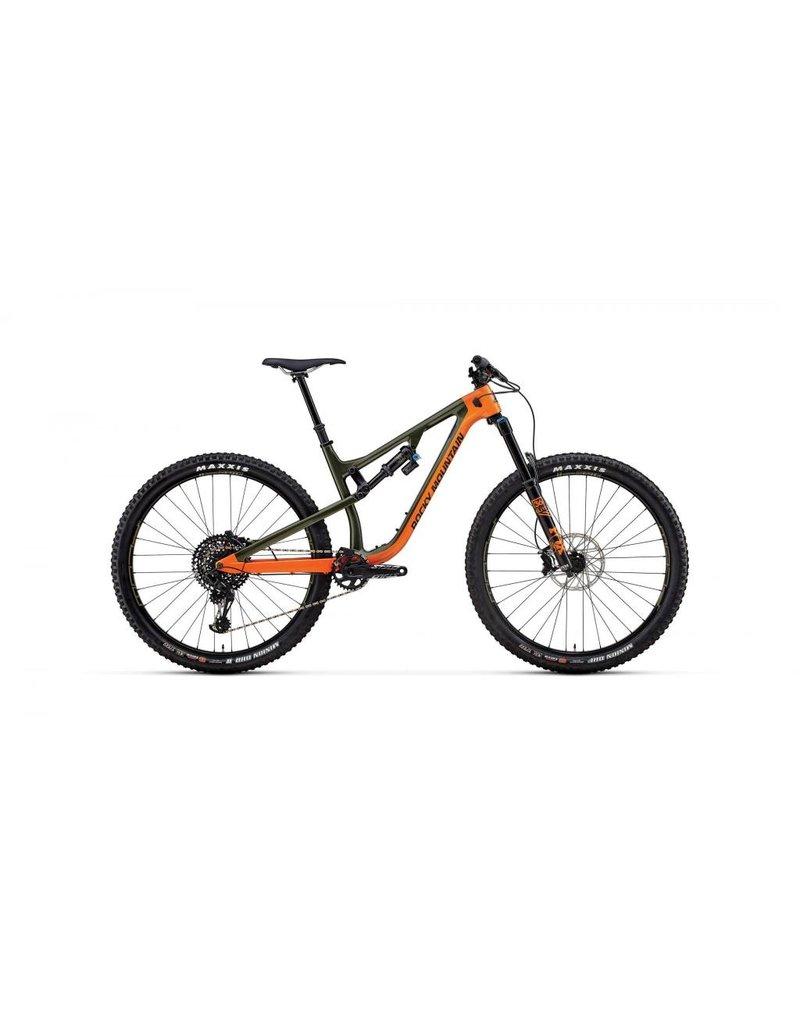 Rocky Mountain Instinct C90 BC Edition 2018 Mountain Bike