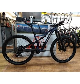 Specialized Camber Women FSR Comp Carbon 650b Small Demo Mountain Bike