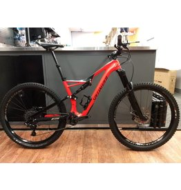 Specialized Stumpjumper Expert Carbon 650b Medium Demo Mountain Bike