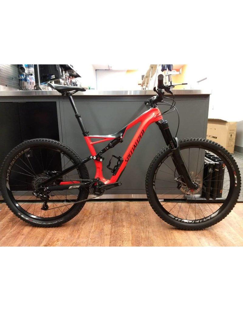 Specialized Vélo de montagne Stumpjumper Expert Carbon 650b Medium Demo