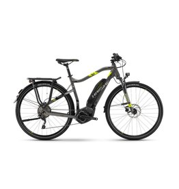 Haibike Trekking 4.0 Highstep 2018 Electric Bike