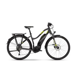 Haibike Trekking 4.0 Low Step 2018 Electric Bike