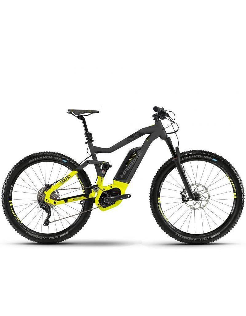 Haibike Fullseven LT 9.5 2018 Electric Mountain Bike