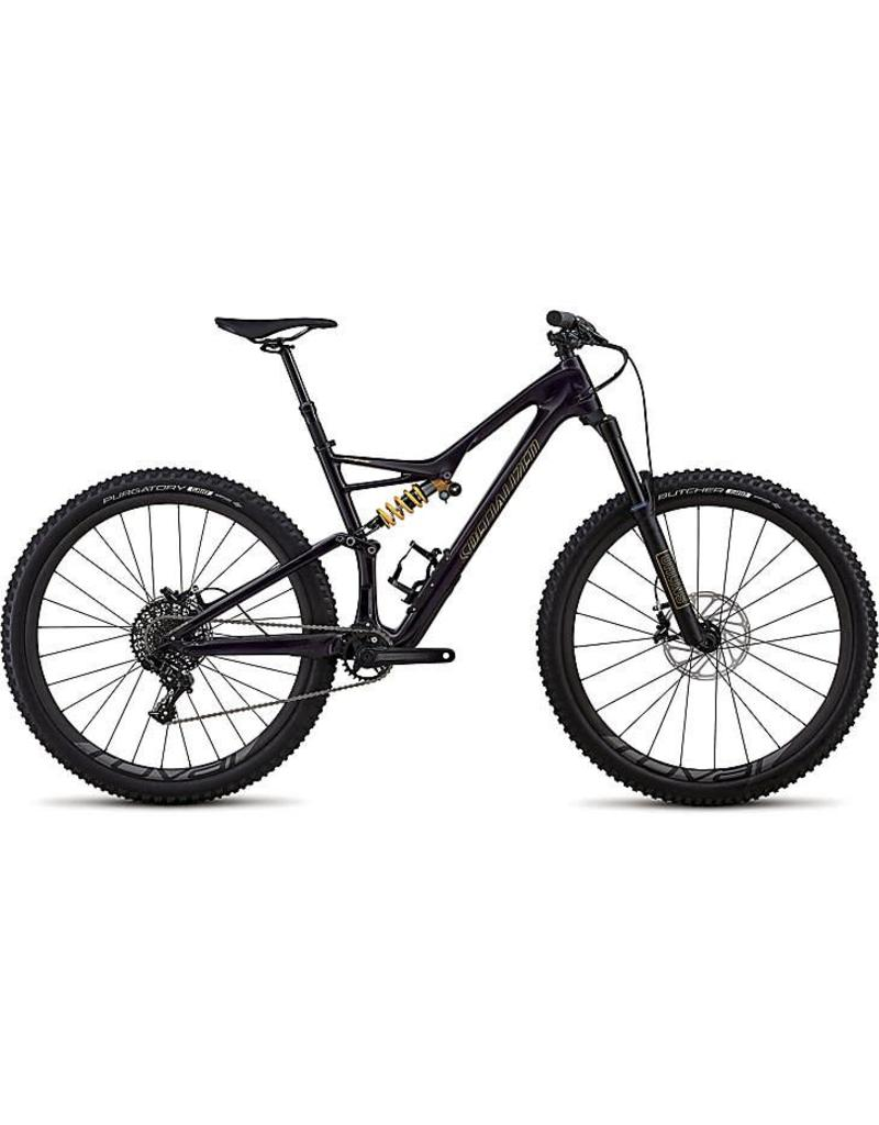Specialized Vélo Stumpjumper FSR Coil Carbone 29 Medium 2018