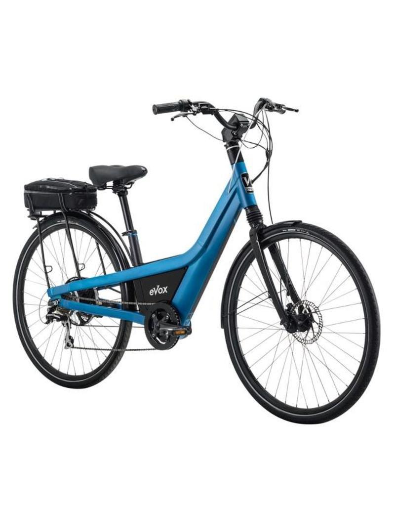 Evox Vélo Électrique Evox City 780 bleu 2018