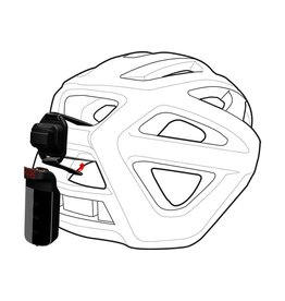 Specialized STIX HELMET STRAP MOUNT - Black .