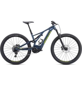 Specialized Vélo Specialized Turbo Levo FSR Comp 29 2019 Bleu/vert