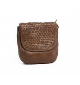 Oran Leather Aail Brown Bag