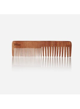 Wise WISE neem wood comb