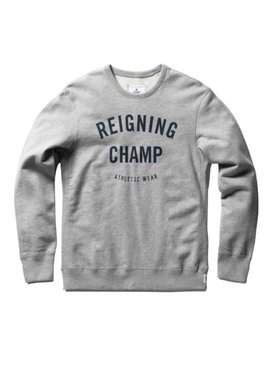 Reigning Champ REIGNING CHAMP mw terry varsity  crew neck