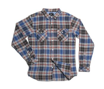 IMPERIAL MOTION PARKER LS FLANNEL