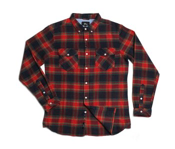 IMPERIAL MOTION GREENWICH LS FLANNEL