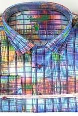 Luchiano Visconti Luchiano Visconti LS Multi Color Shirt