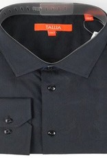 Tallia Orange Tallia Orange Tonal Paisley Shirt
