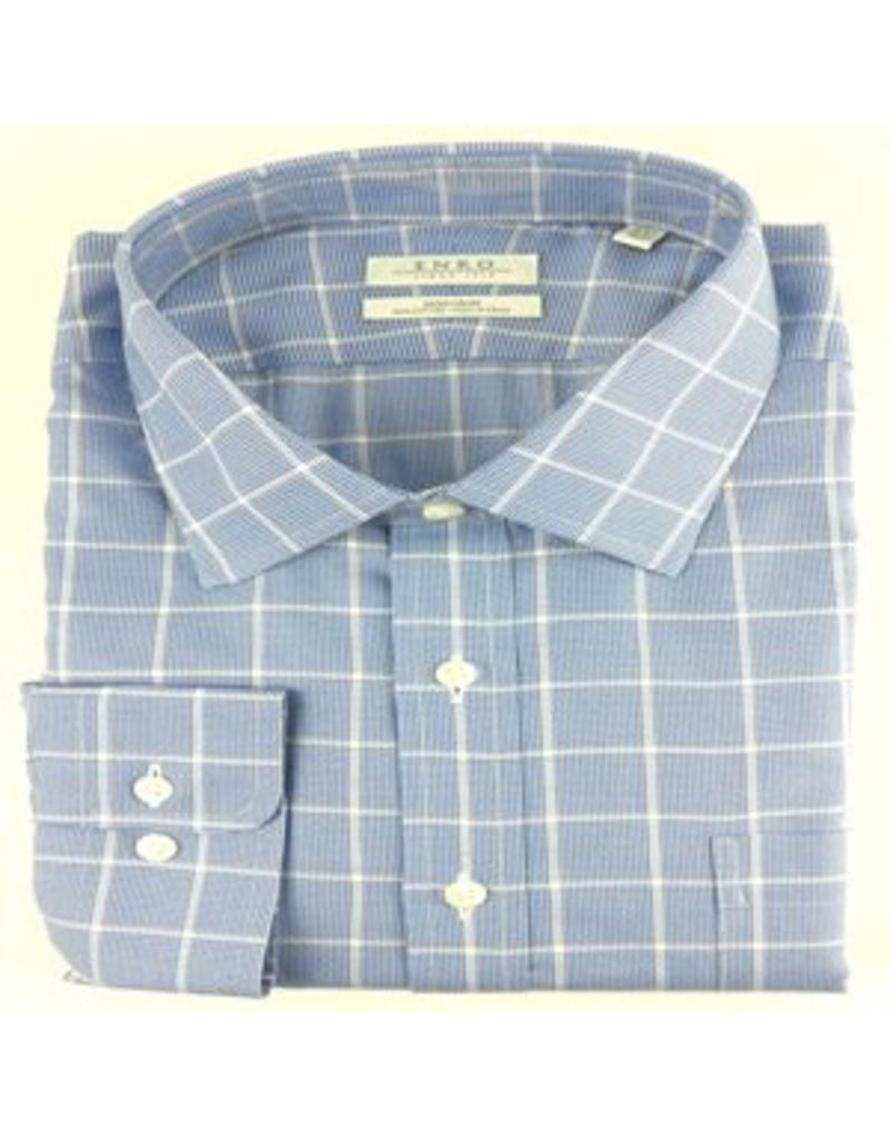 Enro Enro Non-Iron Bishop Check Dress Shirt