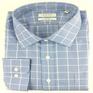 Enro Enro Non-Iron Bishop Check Dress Shirt