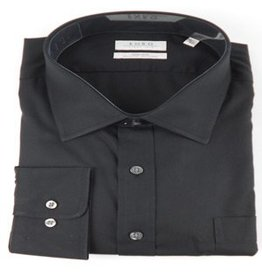 Enro Enro Non-Iron Newton Solid Pinpoint Dress Shirt